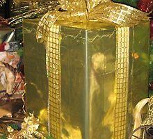 Golden Present by JenniferSavage