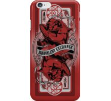 Card of Sacrifice iPhone Case/Skin