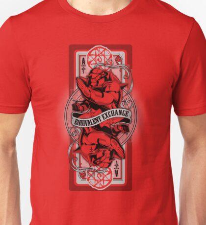 Card of Sacrifice Unisex T-Shirt