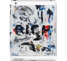 Rich iPad Case/Skin