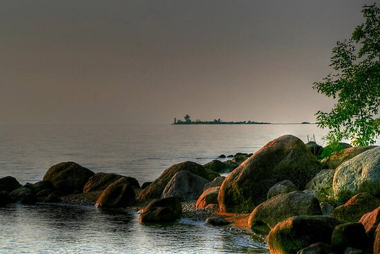 Lake Winnipeg by Larry Trupp