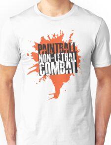 Paintball...Non-Lethal Combat Unisex T-Shirt