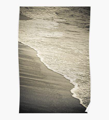 Sea-sand Poster