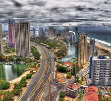 gold coast by stillcrackin