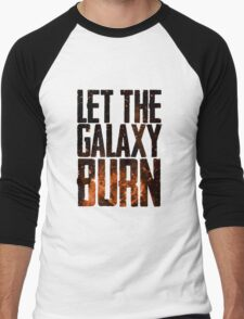 A Single Spark Men's Baseball ¾ T-Shirt