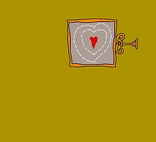 Grinch Heart by angieguzman