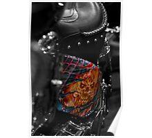 Iron Monster Poster