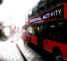 Paranormal Activity by Wayne Gerard Trotman