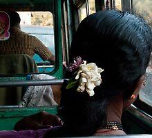 Goan woman by Erdj