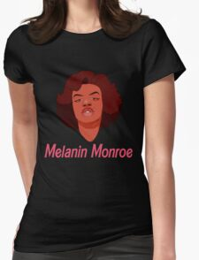 Monroe Womens Fitted T-Shirt