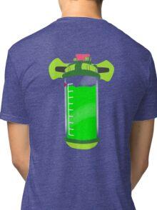 Clear Ink Pack - Green Tri-blend T-Shirt