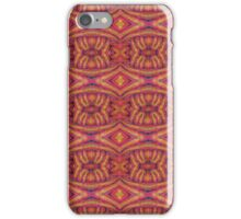 Colourful abstract design iPhone Case/Skin