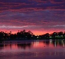 Unrivaled Sunset...Gipsland,Victoria by graeme edwards