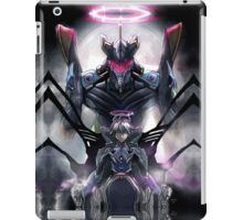 Kawrou Evangelion Anime Tra Digital Painting  iPad Case/Skin
