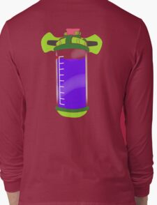 Clear Ink Pack - Purple Long Sleeve T-Shirt