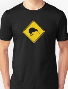 Warning: Kiwi T-Shirt