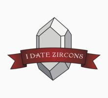 I Date Zircon Crystals by wollastonite