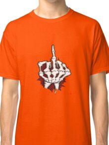 THE FINGER Classic T-Shirt