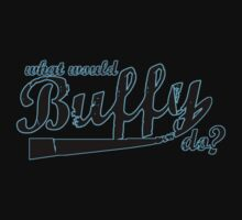 What Would Buffy Do? Kids Clothes