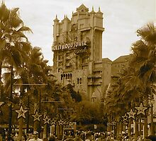 """""""The Hollywood Tower"""" by rodster62"""