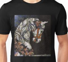 Childhood Dreams - My Lady Fair Wore Roses in Her Hair Unisex T-Shirt