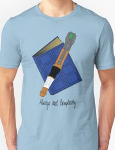 The Doctor & River Song - Always and Completely T-Shirt