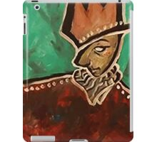 Crown of What? iPad Case/Skin