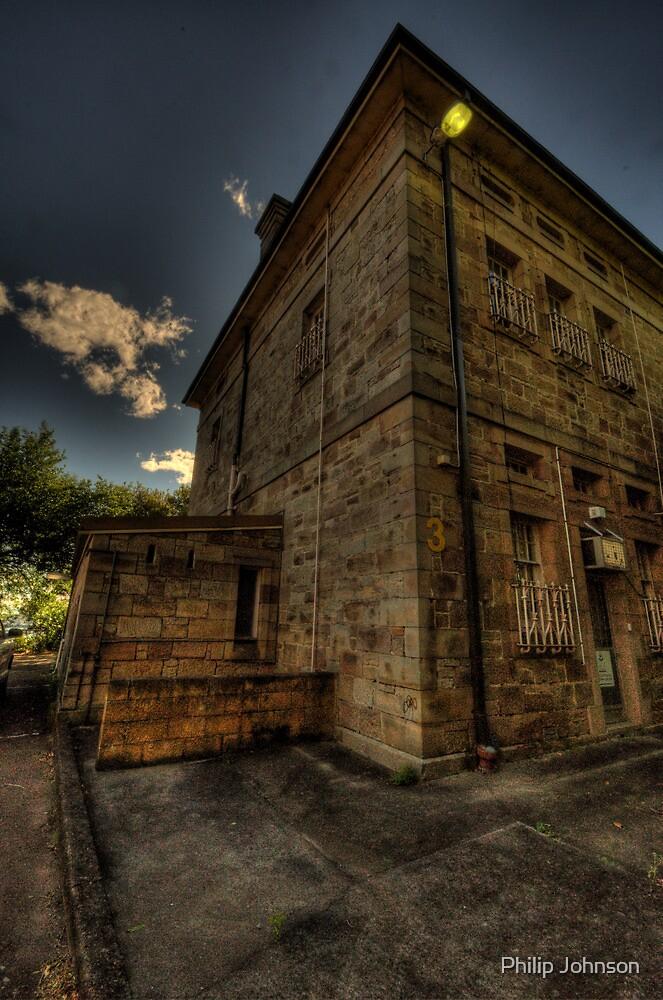Ward 3 - Tarban Creek Lunatic Asylum - Gladesville - The HDR Experience by Philip Johnson