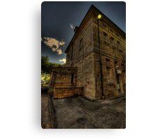 Ward 3 - Tarban Creek Lunatic Asylum - Gladesville - The HDR Experience Canvas Print