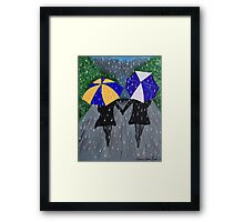 Sisterly Love 2 Framed Print