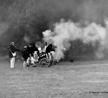 Battle of 1812 by Tim Denny