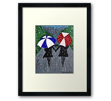 Sisterly Love 5 Framed Print