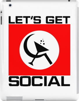 Let's Get Social by Jim T
