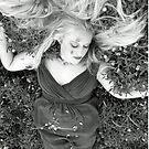 In a Field of Flowers by Ruben Flanagan