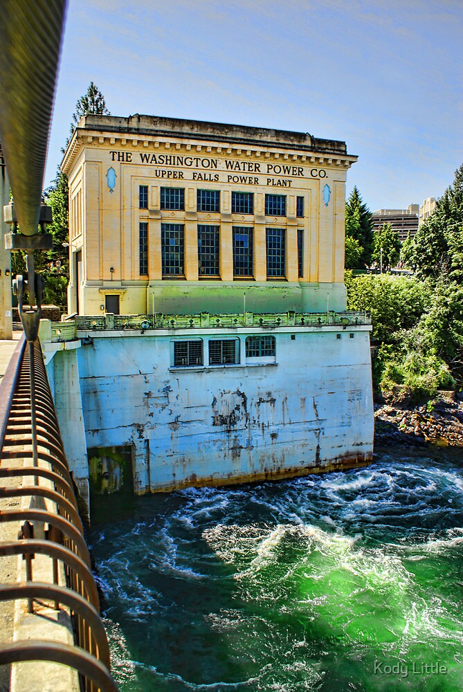 Washington Water Power Co. by Kody Little