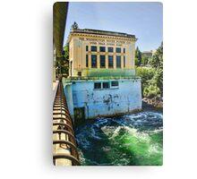 Washington Water Power Co. Metal Print