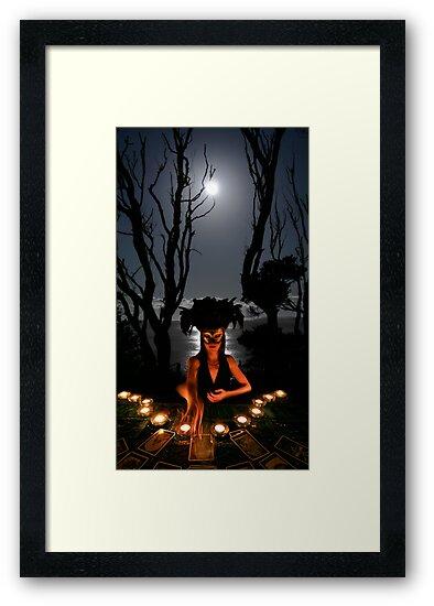 Ianus Semitas by Geoff  Coleman - Landscapes