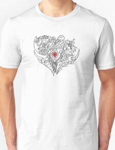 A Heart Full of Emotion Tee. T-Shirt