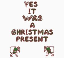 The Perfect Christmas Present? Kids Tee