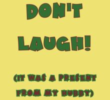 Give a laugh to your wife this Christmas by lightsmith
