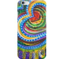 Permission to Trust your Bliss: Inner Power Painting iPhone Case/Skin