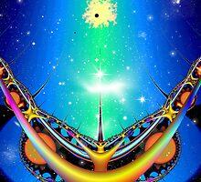 Space Time 220 by Karl Eschenbach