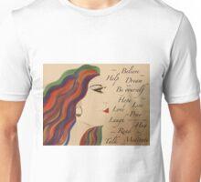 True Colors  Unisex T-Shirt