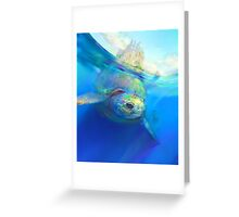 Travel in style Greeting Card
