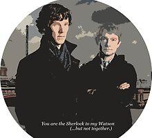 Be My Watson by WatsonsMustache