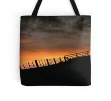 Barrabool Hills Skyline Tote Bag