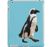 Penguin Polygon iPad Case/Skin