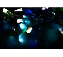 A Bokeh of Gems I Photographic Print