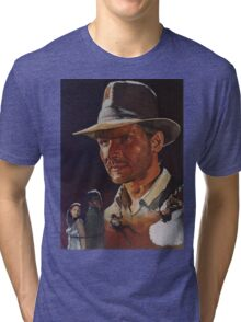 Raiders Of The Lost Ark Tri-blend T-Shirt