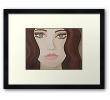 Beauty Secrets  Framed Print